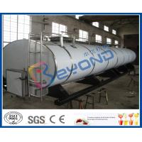 Buy cheap Milk Storage Stainless Steel Dairy Tanks With -20℃ ~ +40℃ Temperature Range from wholesalers