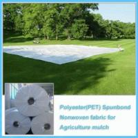 Buy cheap PET spunbond nonwoven fabrics from wholesalers