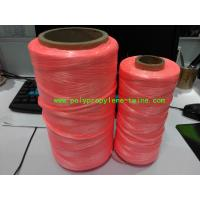 Buy cheap One Wire Fluorescence Binder Polypropylene Twine , LT032 Polypropylene Tying Twine product