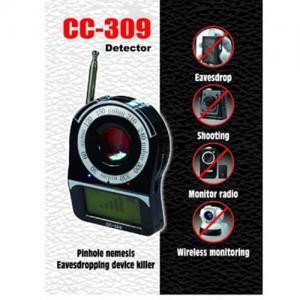China Anti-spy Bug Camera Detector Full Band Camera Detector Wireless Signal Detector FS-CC309 on sale
