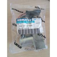Buy cheap PC300-7 solenoid valve assy  702-21-57400 702-21-57500   Hydraulic Pump Solenoid Valve from wholesalers