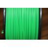 Buy cheap Grade A 3mm PLA Filament / Green 3.0mm PLA Plastic Filament from wholesalers