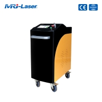 Buy cheap Industrial 100W Rust Cleaning Laser 3m Cable Length With 7 Inch Touch Screen product