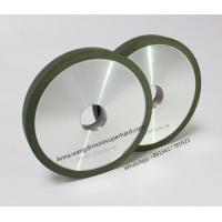 Buy cheap Resin Bond  Grinding Wheel for carbide resin bond flat grinding wheel Anna.wang@moresuperhard.com from wholesalers