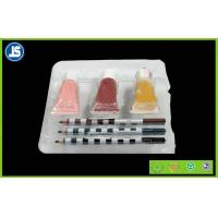 Buy cheap Environmental Plastic Cosmetic Trays organizer , acrylic cosmetic tray product