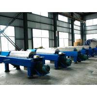 Buy cheap Strong Corrosion Resistance Decanter Centrifuge Of Sewage Treatment Equipment from wholesalers