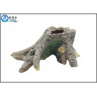 Buy cheap Hand-crafted Realistic Tree Stump Fish Aquarium Craft Non-toxic Poly Resin from wholesalers