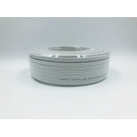 Buy cheap 2x1.5mm2 Pvc Cca Speaker 100m / Roll Flexible Electrical Cable from wholesalers