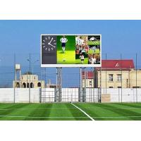 Buy cheap P16 Large Outdoor Led Advertising Display Screens With Steel Cabinet from wholesalers