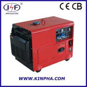 JD2500-Portable Diesel Generator