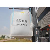 Buy cheap Type D dissipative anti static bulk bags CROHMIQ fabric up to 4400lbs capacity from wholesalers