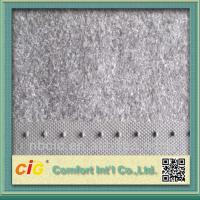 Buy cheap Waterproof PVC Car Carpet Cloth With Nails Backing , 100%Polyester product