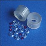 Buy cheap sapphire hemispheres from wholesalers