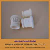 Buy cheap High Wear Resistance Alumina Al2O3 Ceramic Eyelets for Textile Machine from wholesalers