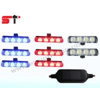 Buy cheap Car Truck Police Dash/Deck LED Strobe Light Kit from wholesalers