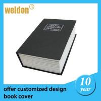 Buy cheap Black Book Safe Dictionary secret hidden money cash stash for book shelf from wholesalers