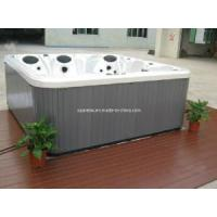 Buy cheap Lucite Acrylic Portable Outdoor Hot Tub SPA (A513) product