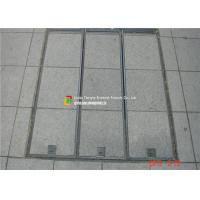 Buy cheap Metal Bars Concealed Manhole Cover Pressure Welding 0.1 - 6m Length product