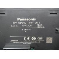 Buy cheap Panasonic AFP7AD8 INPUT MODULE 8 ANALOG PLC Programmable Logic Controller from wholesalers