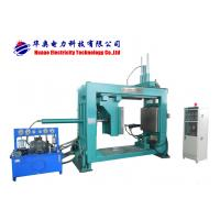 Quality Epoxy Resin Automatic Pressure Gel Hydraulic APG Clamping Machinecurrent instrument transformer toroidal winding machine for sale