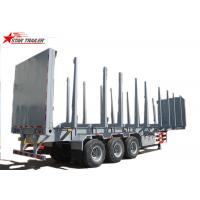 Buy cheap Electric Cable Protected Roro Mafi Trailer With Shot Blasting Painting from wholesalers