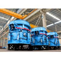 Buy cheap Construction Material Hydraulic Cone Crusher Self Cube Shaped 135-170 Tons Per Hour from wholesalers