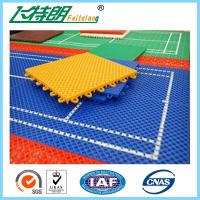 China Outside Marble Interlocking Rubber Mats Flooring Playground Matting 2500N on sale