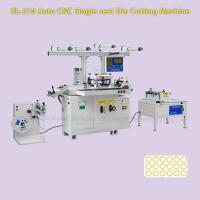 Buy cheap Stretch Film Automatic Die Cutting Machine For Nylon Net And Rubber Gasket from wholesalers