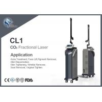 Buy cheap 100% Pure Imported USA RF Tube CO2 Fractional Laser Machine Vaginal Tightening from wholesalers