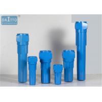 Custom Size Air Compressor Oil Filter Duplex In Line Filter Elements