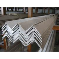 Buy cheap ASTM A36, EN 10025 S275JR, Q235 Steel Angle With Custom Equal or Unequal Angle from wholesalers