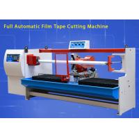 Buy cheap Linear Bearings Single Roll Tape Cutter Machine For Tape Roll / Masking Tape from wholesalers