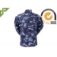 British Ocean Ripstop Military Army Uniform , Camouflage ACU Military Uniform OEM