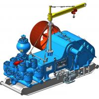 Buy cheap PN Single Stage Horizontal Centrifugal Mud Pump from wholesalers