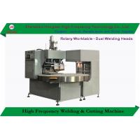 Buy cheap Double Head High Frequency Blister Packing Machine With Low Power Consumption from wholesalers