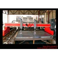 Buy cheap Plasma CNC Cutting Machine for Stainless Steel / Carbon Steel High Precision CNC Cutting Tools from wholesalers