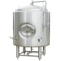Buy cheap 1000L SS316 Stainless Steel Tanks Beer Serving  Tank Bright Tank With Mirror Polish from wholesalers