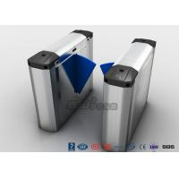 Buy cheap Turnkey Gate Control Pedestrian Barrier Gate Security System For Flap Gates product