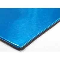 Buy cheap Blue Vehicle Sound Deadening / Soundproof Material For Car Reduce Noise from wholesalers