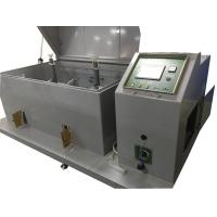 Buy cheap Salt Spray Testing Machine , Corrosion Testing Equipment With LCD Controller from wholesalers