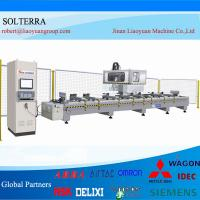 Buy cheap 2017 Hot Selling Aluminum Curtain Wall Machinery 3 Axis CNC Vertical Machining Center from wholesalers