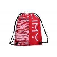Buy cheap Premium Drawstring Gym Bag , Personalized Drawstring Bags Large Capacity from wholesalers