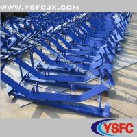 Buy cheap Steel Belt Conveyor Roller Frame product