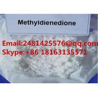 Buy cheap 99% Purity Raw Muscle Growth Steroids Methyldienedione Powder CAS 5173-46-6 from wholesalers