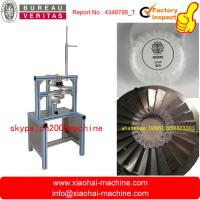 Buy cheap Manual pleat soap wrapping machine to be used for hotel soap with label from wholesalers