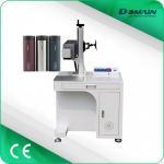 Buy cheap Fiber laser marker/co2 laser marking machine/20w fiber laser marking machine from wholesalers