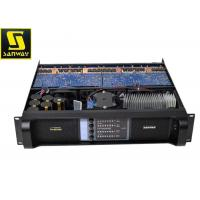 Buy cheap Church Audio Power Lab Amplifier 70 Cfm Fans Four Channel Home Amplifier from wholesalers