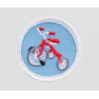Buy cheap soft scrim felt embroidery patch from wholesalers