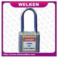 Buy cheap 46mm long shackle, keyed to differ laminated steel safety padlock from wholesalers