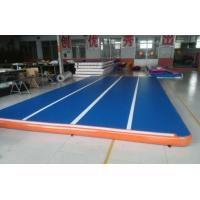 Buy cheap 2018 Inflatable Tumbling Floating Yoga Mat  Gymnastics Yoga Mat Inflatable Air Mattress for Gym from wholesalers